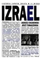 Okładka książki Izrael Jerzy Tomaszewski,Andrzej Chojnowski