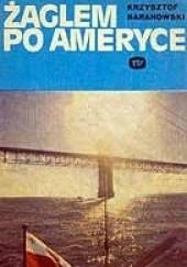 Okładka książki Żaglem po Ameryce