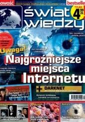 Okładka książki Świat Wiedzy (1/2012) Redakcja pisma Świat Wiedzy