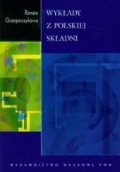 Okładka książki Wykłady z polskiej składni