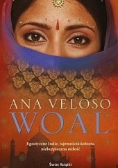 Okładka książki Woal Ana Veloso