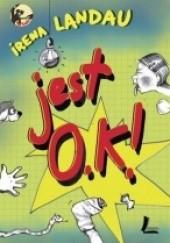 Okładka książki Jest OK! Irena Landau