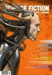 Okładka książki Science Fiction, Fantasy & Horror 75 (1/2012) Hanna Fronczak,Jagna Rolska,Ida Żmiejewska,Patryk Młynek,Red. Science Fiction Fantasy & Horror