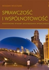 Okładka książki Sprawczość i wspólnotowość Bogdan Wojciszke