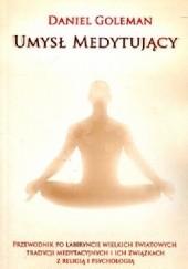 Okładka książki Umysł medytujący Daniel Goleman