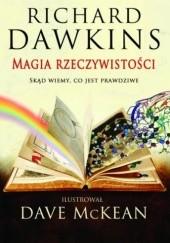 Okładka książki Magia rzeczywistości Richard Dawkins