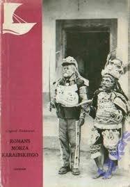 Okładka książki Romans Morza Karaibskiego Olgierd Budrewicz