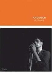 Okładka książki Joy Division Kevin Cummins