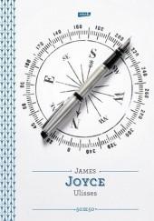 Okładka książki Ulisses James Joyce