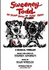 Okładka książki Sweeney Todd. The Demon Barber of Fleet Street Hugh Wheeler