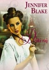 Okładka książki Dziki raj Jennifer Blake