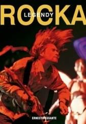 Okładka książki Legendy Rocka Ernesto Assante