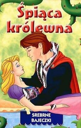 Okładka książki Śpiąca królewna autor nieznany