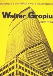 Okładka książki Walter Gropius