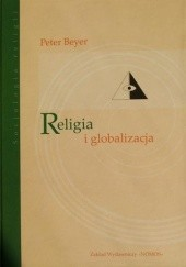Okładka książki Religia i globalizacja