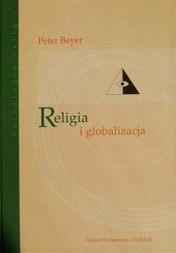 Okładka książki Religia i globalizacja Peter Beyer
