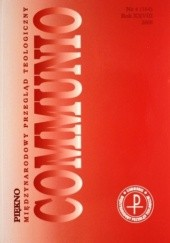 Okładka książki Communio 4/2008 - Piękno
