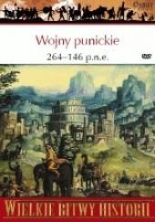 Okładka książki Wojny punickie 264-146 p.n.e. Początek zamorskich podbojów Rzymu Nigel Bagnall