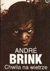 Okładka książki Chwila na wietrze André Brink