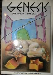 Okładka książki Genesis 25 lat teatru rockowego