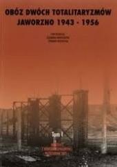 Okładka książki Obóz dwóch totalitaryzmów Jaworzno 1943-1956 Ryszard Terlecki