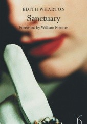 Okładka książki Sanctuary Edith Wharton