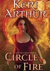 Okładka książki Circle of Fire Keri Arthur