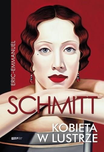 Okładka książki Kobieta w lustrze Éric-Emmanuel Schmitt