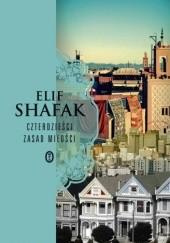 Okładka książki Czterdzieści zasad miłości Elif Şafak