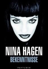 Okładka książki Bekenntnisse Nina Hagen