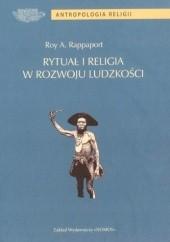 Okładka książki Rytuał i religia w rozwoju ludzkości