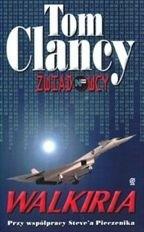 Okładka książki Walkiria Tom Clancy