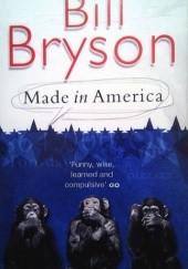 Okładka książki Made in America Bill Bryson