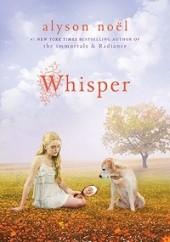 Okładka książki Whisper Alyson Noël