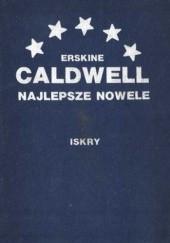 Okładka książki Najlepsze nowele Erskine Caldwell