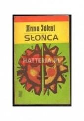 Okładka książki Słońca Anna Jókai