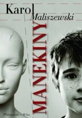 Okładka książki Manekiny Karol Maliszewski