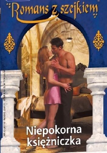 Okładka książki Niepokorna księżniczka Jane Porter