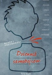 Okładka książki Dziennik samobójców Błażej Przygodzki