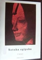 Okładka książki Sztuka egipska. Teby