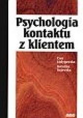 Okładka książki Psychologia kontaktu z klientem Ewa Łodygowska