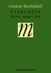 Okładka książki Filozofia, która mówi nie