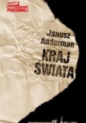 Okładka książki Kraj świata Janusz Anderman