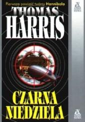 Okładka książki Czarna niedziela Thomas Harris