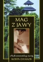 Okładka książki Mag z Jawy, Nauki nieśmiertelnego Taoisty