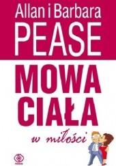 Okładka książki Mowa ciała w miłości Allan Pease,Barbara Pease