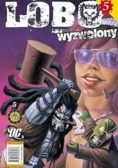 Okładka książki Lobo: Wyzwolony cz. 5 Alex Horley,Keith Giffen