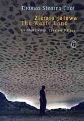 Okładka książki Ziemia jałowa Thomas Stearns Eliot