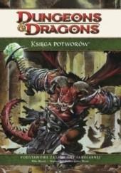 Okładka książki Księga Potworów 4.0 Rob Heinsoo,James Wyatt,Andy Collins
