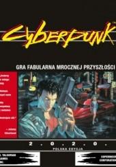 Okładka książki Cyberpunk. Gra fabularna mrocznej przyszłości Mike Pondsmith